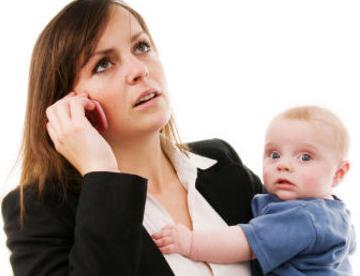 Regresar a trabajar después de tener un bebé