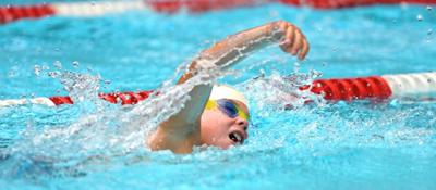 como aprenden a nadar los chicos