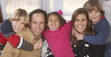 familias en tránsito,un amor sin límites
