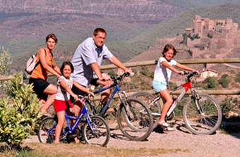 Consejos para organizar vacaciones en familia