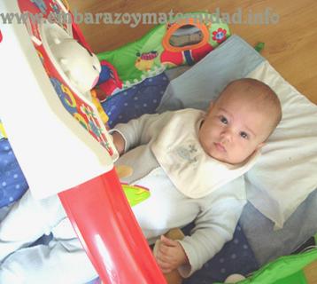El desarrollo mental de los bebés