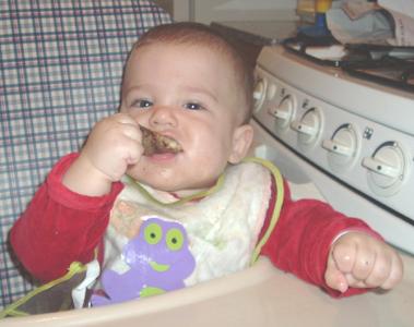 la nutricion en bebés