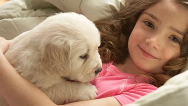 responsabilidades de los niños con las mascotas