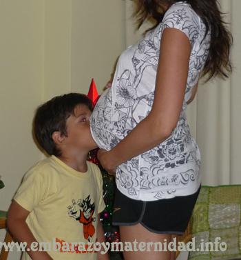 cambios físicos en el segundo embarazo