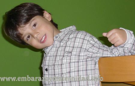 caracteristicas de los niños a los 5 años