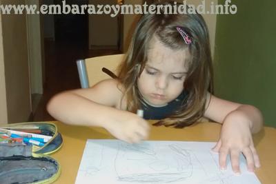 Cómo analizar los dibujos de los niños