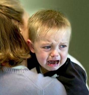cuando nuestro hijo no quiere ir al colegio