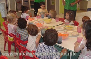 Como manejar el exceso de calorías en fiestas infantiles