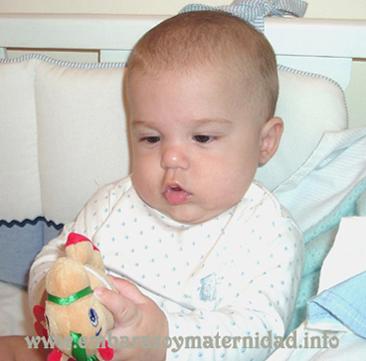 cómo es el cerebro de los bebés