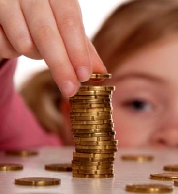 como enseñarles a nuestros hijos a manejarse con dinero
