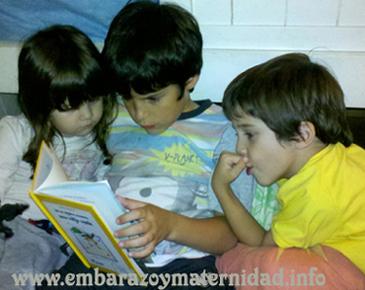 como lograr que nuestros hijos disfruten de la lectura