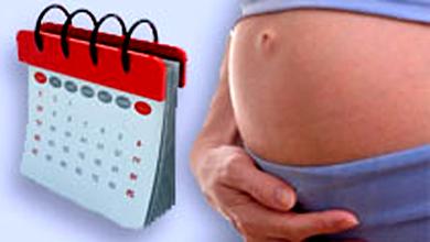 como se calcula la fecha probable de parto