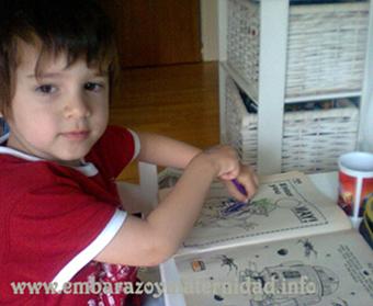 por qué a los niños les gusta dibujar