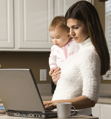 ¿Se puede ser buena profesional y buena madre?