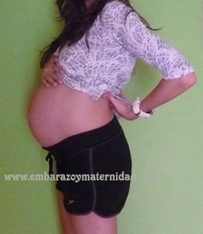 La díficil tarea de dormir bien durante el embarazo