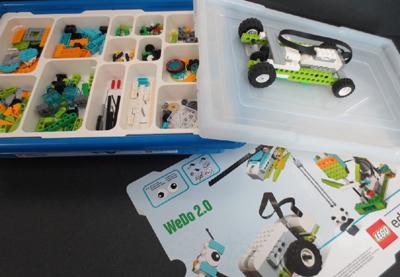 maneras para que los chicos aprendan robótica y electrónica