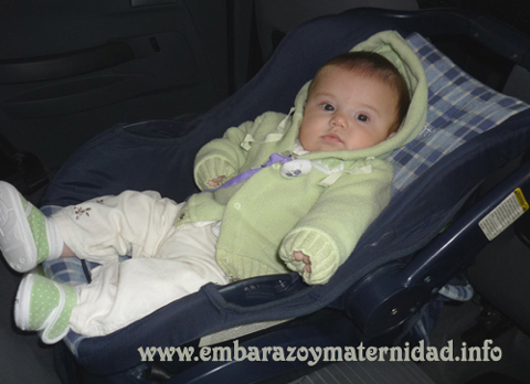 como deben usarse las butacas para niños en los autos