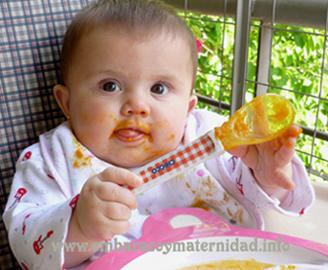 razones por las que no se debe obligar a comer a los bebés