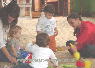 niñera o jardin maternal