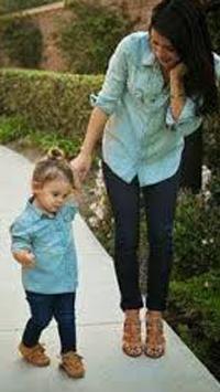 Madres e hijas vestidas iguales: nueva tendencia de las marcas de ropa