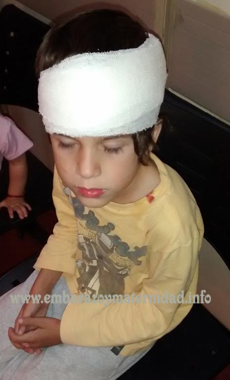 Cómo actuar frente a los accidentes domésticos de los chicos