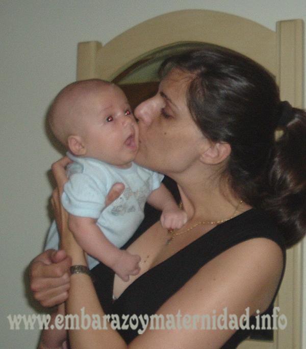 ¿Por qué es tan especial y fuerte el vinculo entre madre e hijo/a?