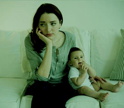 ¿Qué sucede cuando la depresión afecta a la relación madre e hijo?