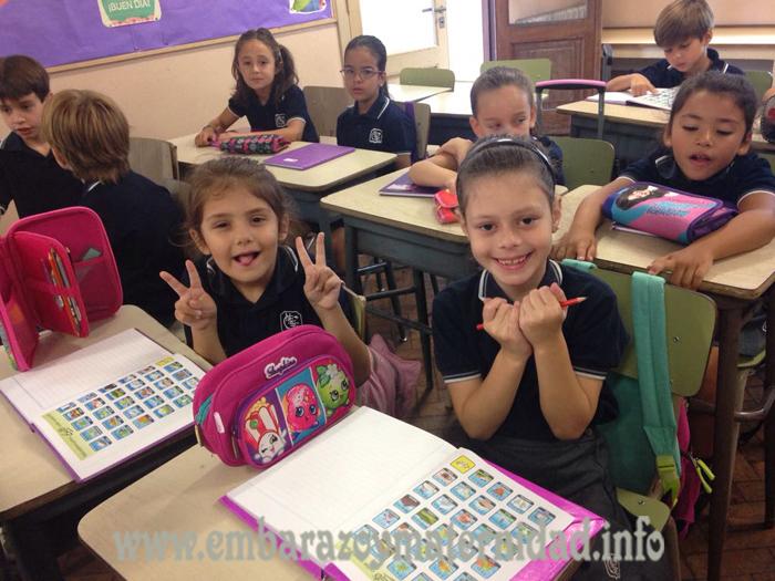 Cómo ayudar a nuestros hijos cuando cambian de colegio