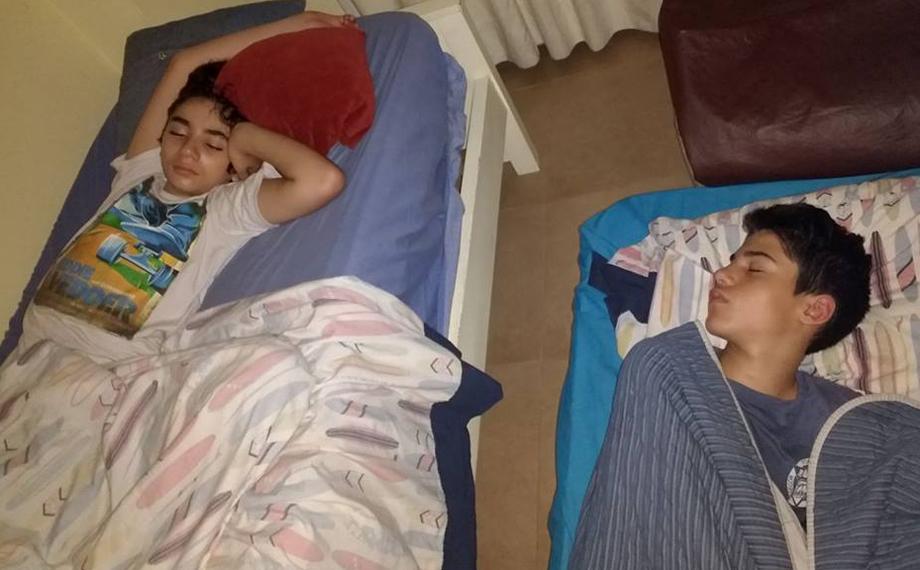 ¿Cuántas horas tienen que dormir los niños?