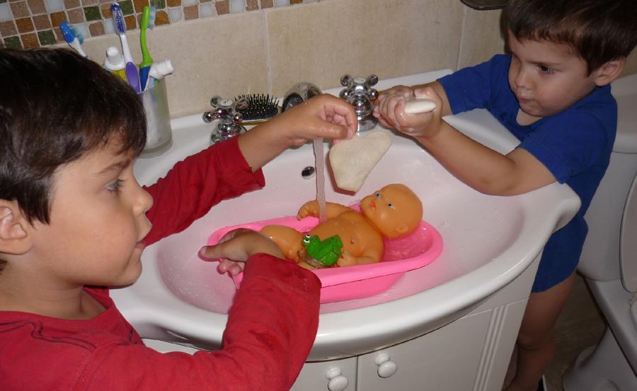 Los beneficios del juego en los niños