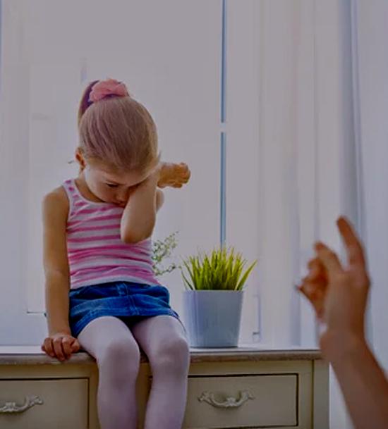 Los niños y el sentimiento de culpabilidad