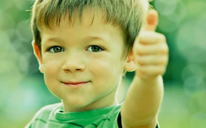Consejos para reforzar la confianza en los niños