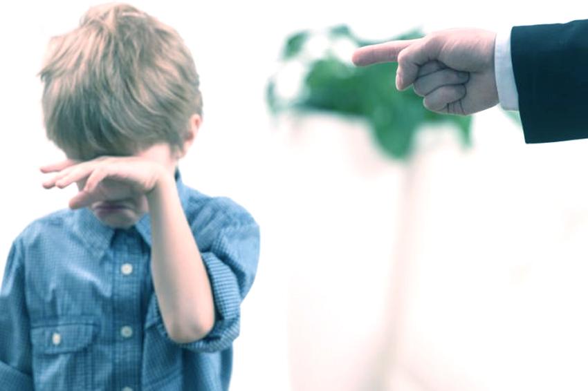 ¿Qué actidudes no debemos permitirles a nuestros hijos?