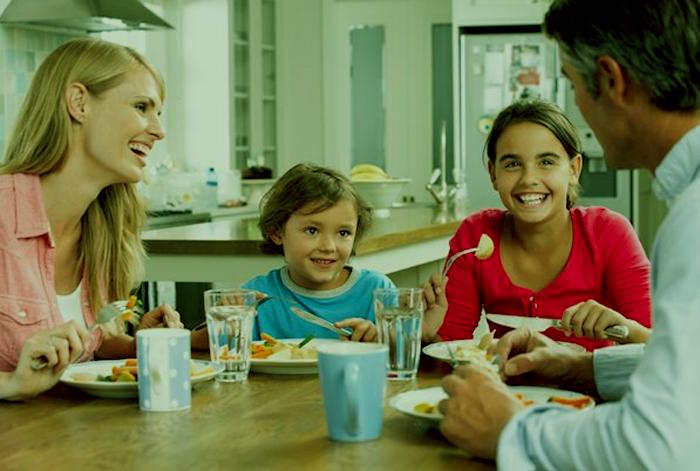Transmitir una actitud positiva a nuestros hijos