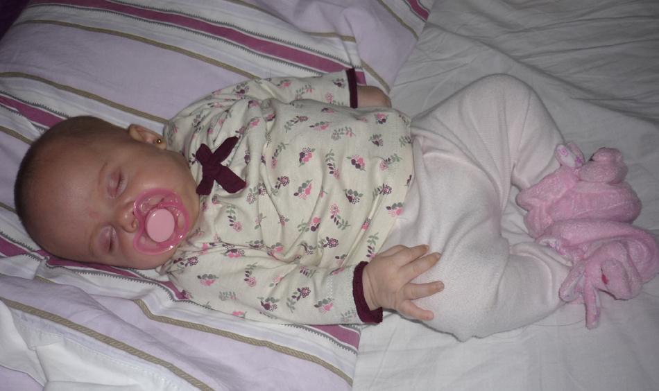 Algunas curiosidades sobre los bebés recién nacidos