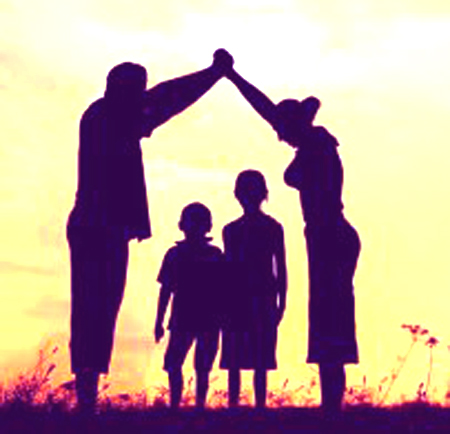 ¿Cómo pueden los hijos y los padres mantener una relación sana?