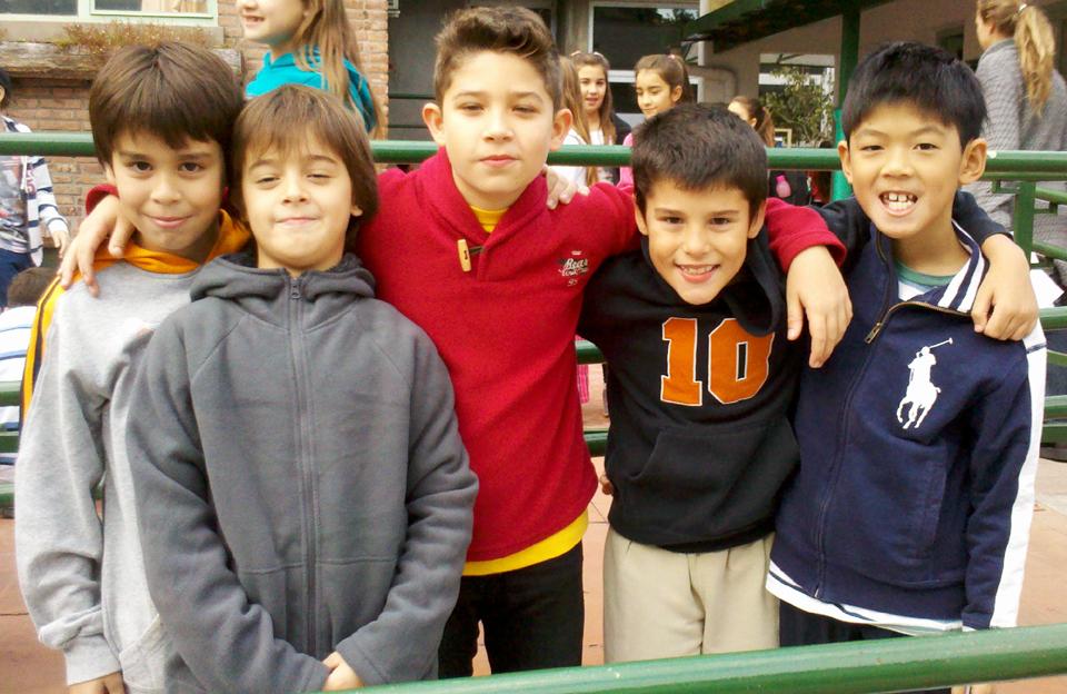 Consejos para incentivar la amistad de los chicos en la escuela