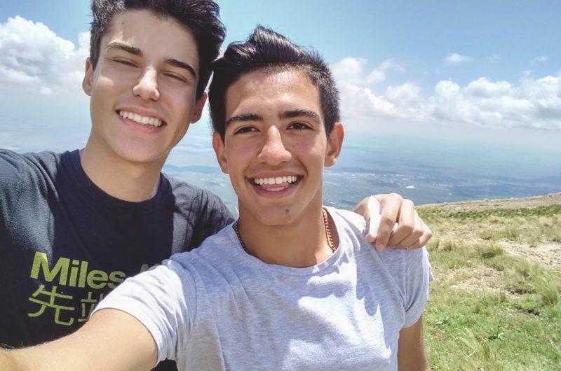Cómo actuar si nuestro hijo adolescente se va solo de vacaciones