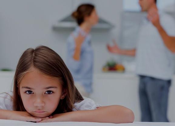 Las frustraciones o decepciones no deben pagarla los hijos