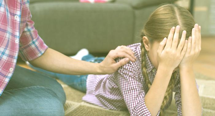 No debemos hablar mal del padre o madre a nuestros hijos