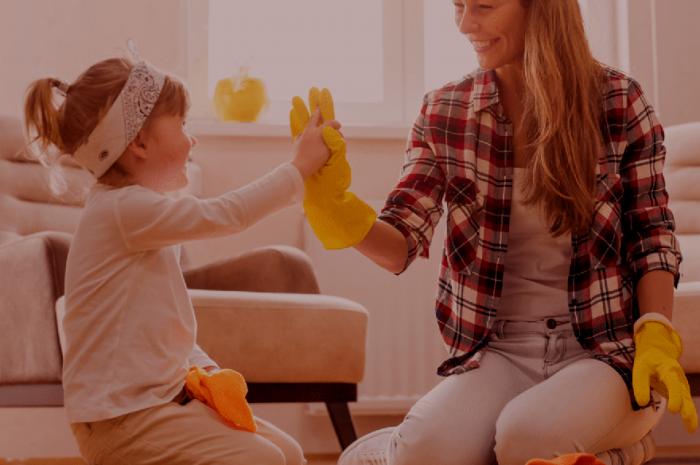 5 Actitudes positivas que surjen en los niños durante la cuarentena