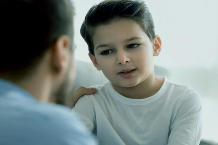 Claves para comunicarle a nuestro hijo un hecho importante