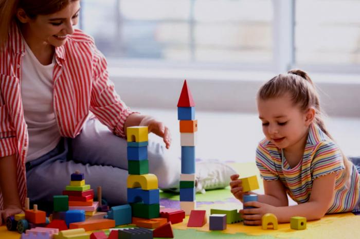 Educar a los niños mediante el juego