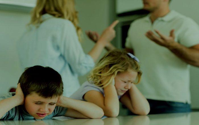 Familias que siempre se pelean