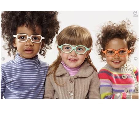 Consejos para elegir anteojos para los niños