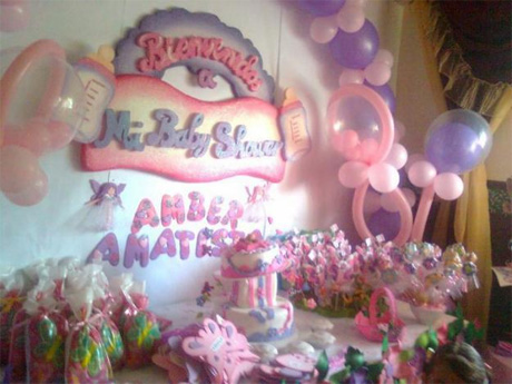 Comidas para baby shower economicas imagui for Decoracion para baby shower en casa