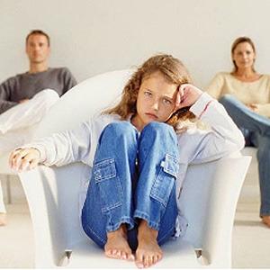 Cómo hablar de separación o divorcio con los hijos